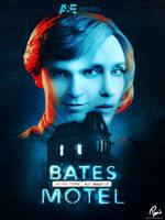 Bates Motel Series Finale (Poster) by Panchecco
