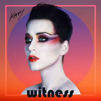 Katy Perry - Witness (Album Cover by Panchecco) by Panchecco