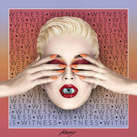 Katy Perry - Witness (Album Cover #2 by Panchecco) by Panchecco