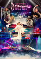 Lady Gaga Presents: The Joanne World Tour (Poster) by Panchecco