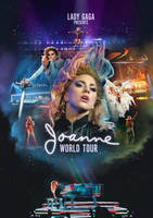 Lady Gaga - Joanne World Tour (Poster) by Panchecco