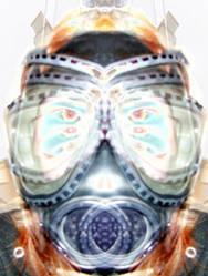 Mask metallic bright by Polychroia