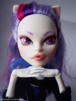 Catrine DeMew OOAK monster high 3\4 by PixieLify