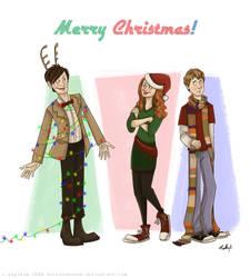 Merry Smithmas by horizonbound