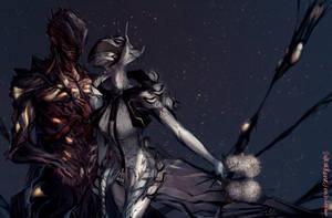 Nidus Titania0314 (night) by Healingpack013
