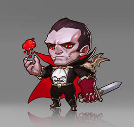 vampire by yangzheyy