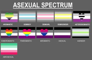 Asexual Spectrum by n0-username
