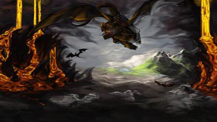 Final Battle by DU57Y