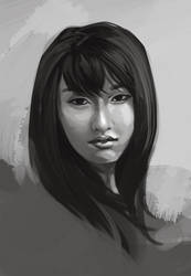 Face Exercise by DU57Y