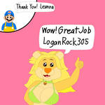 Great Job to LoganRock305 by Rebow19-64