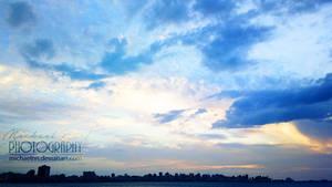 Sky Drawing by MichaelNN