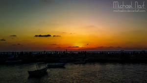 Sunset I by MichaelNN