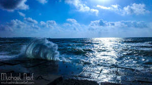 Sea Wave III by MichaelNN