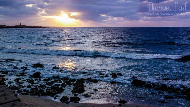 Sun And Sea by MichaelNN
