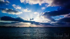 Sky Clouds by MichaelNN
