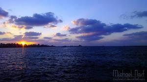 Just Sunset by MichaelNN