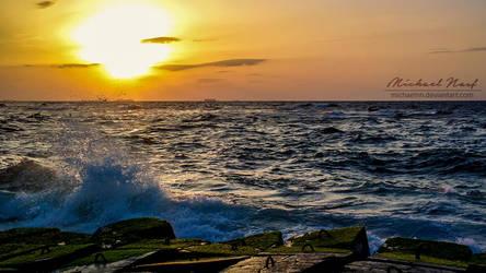 Sea Scape by MichaelNN