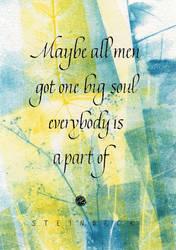 One big soul by Holyrose