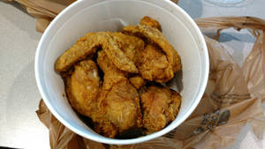 Fried Chicken 10 by OtakuDude83