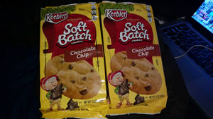 Two Packs Of Keebler Soft Batch Cookies by OtakuDude83