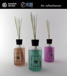 Air refreshener by cocoonH