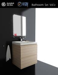 Bathroom Set 02 by cocoonH