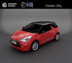 Citroen DS3 by cocoonH