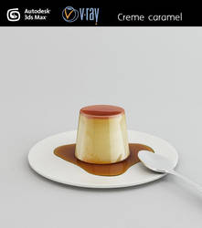 Creme Caramel by cocoonH