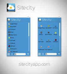 Sitecity Chrome app by cocoonH