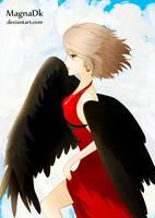 Fallen Hero by MagnaDk