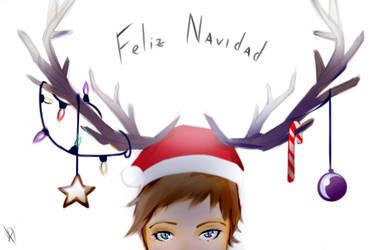 Feliz Navidad by MagnaDk