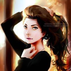 Liza by MagnaDk