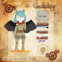 [Gashakey] Hi'ina by RoseOmega
