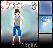 [Everlasting Outbreak] Kora Anderson by RoseOmega