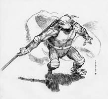 TMNT Donatello B5L by Laemeur