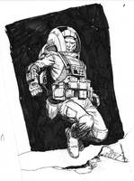 Space guy sketch EAL by Laemeur