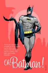 Oh, Batman! by Laemeur