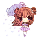 Umbrella Bun by mochatchi