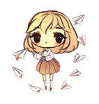 Paper Planes by mochatchi
