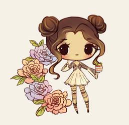Rose Lace by mochatchi
