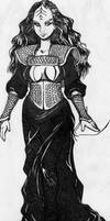 Klingon Female by DieuChien