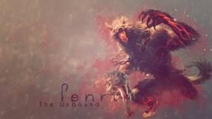SMITE - Fenrir, The Unbound by Shlickcunny