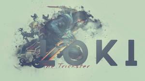 SMITE - Loki, The Trickster by Shlickcunny