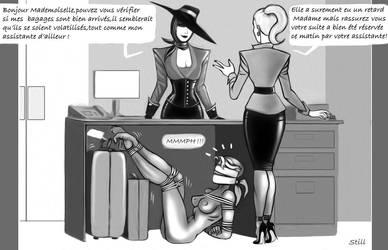 A la reception. by stillheels