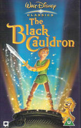 The Black Cauldron by mikalover139