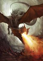 Dragon by gerezon