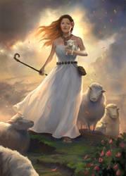 Shepherd by gerezon