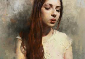 Portrait by gerezon