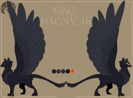 :CM:_Griffin King by PanDeSalvado