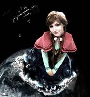Giga Goddess Princess Anna's Throne by GiantessStudios101